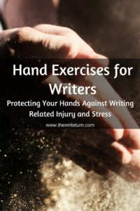 Hand Exercises for Writers p