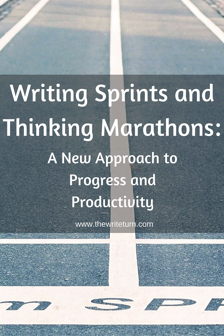 Writing Sprints and Thinking Marathons_ A New Approach to Progress and Productivity PIN