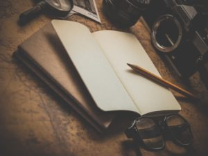 how to use a writer's notebook