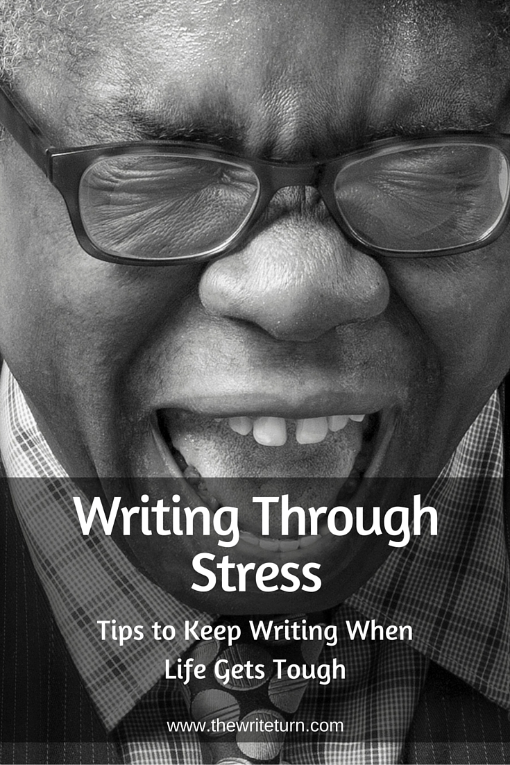Writing Through Stress PIN